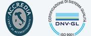 Alavie Processi Certificati ISO 9001:2015