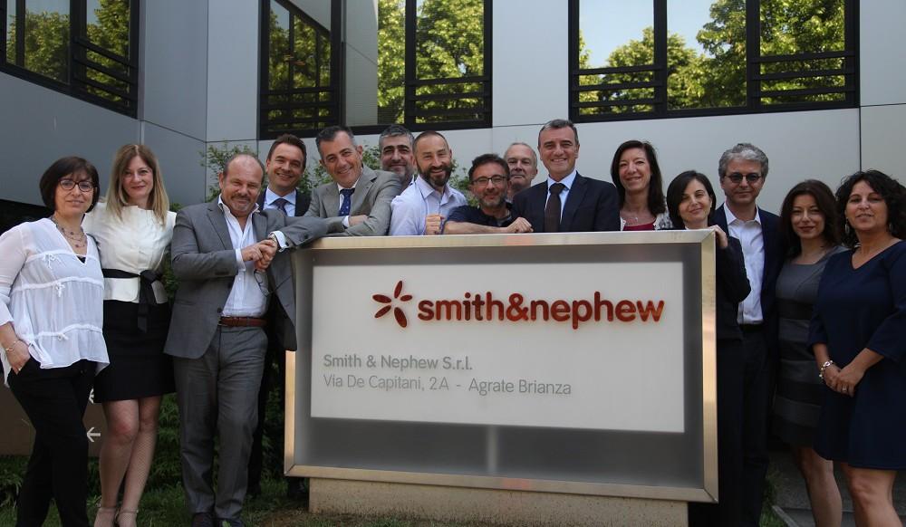 Smith & Nephew: la formazione a supporto dell'innovazione