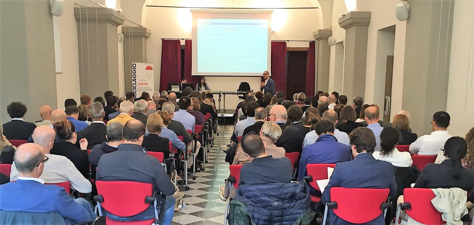 Continuano nel 2018 i workshop Alavie Privacy e Antiriciclaggio