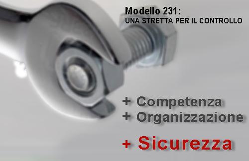 MODELLO 231 E SICUREZZA